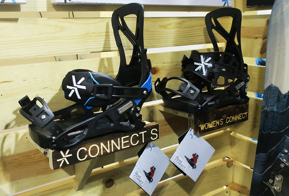 Karakoram Connect Splitboard Binding