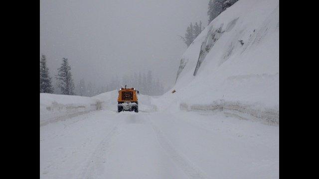Teton Pass 2-7-17 Avalanche
