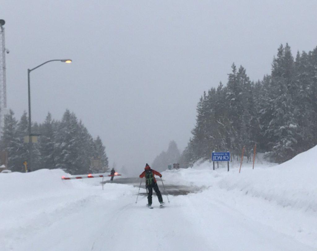 Teton pass closed