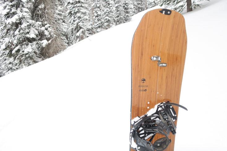 Arbor Coda Splitboard Review