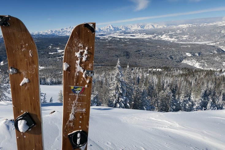 2017 Arbor Coda Splitboard Review