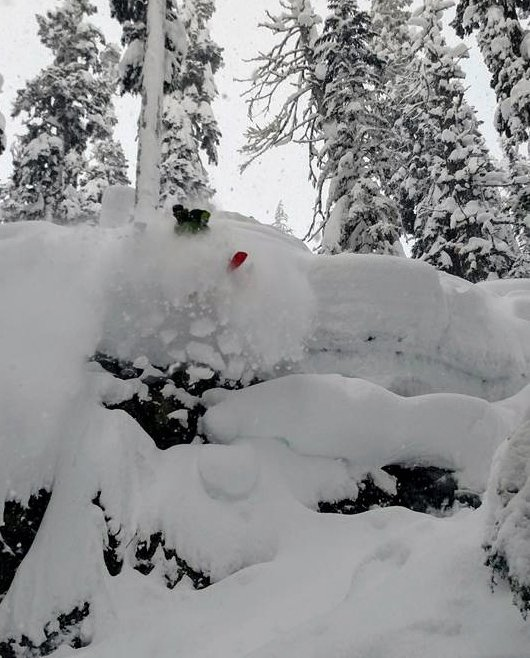 Cody Clark PNW Snowboarding