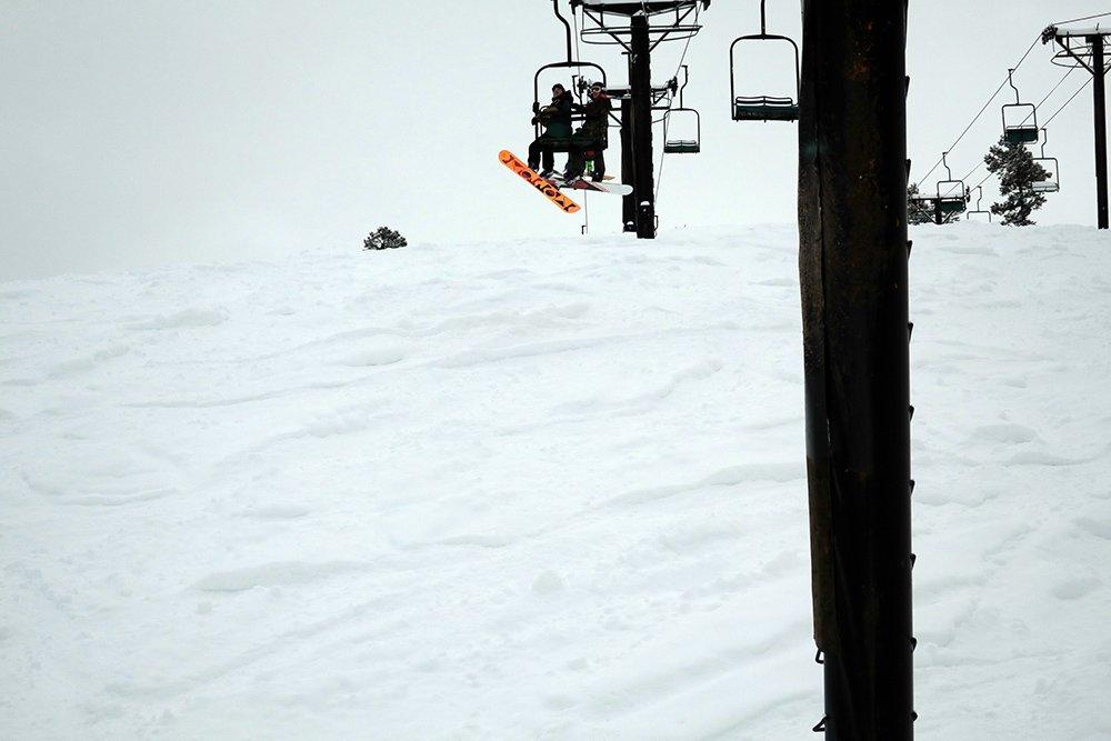 Kelly Canyon Ski Resort Lifts