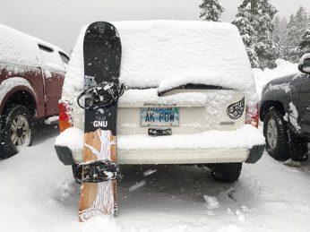 GNU Müllair Snowboard Review