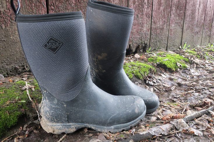 muck boots arctic excursion mid boot review mountain
