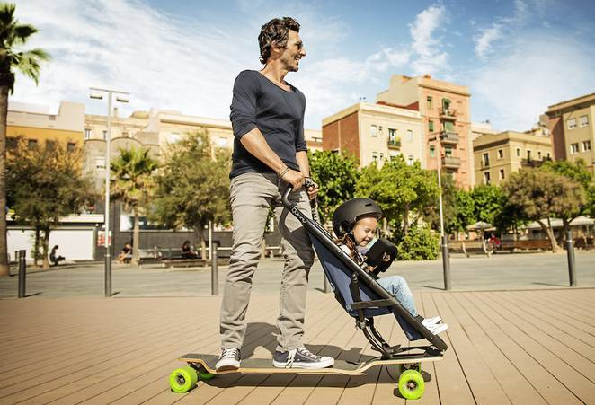 Quinny Longboard Stroller Review