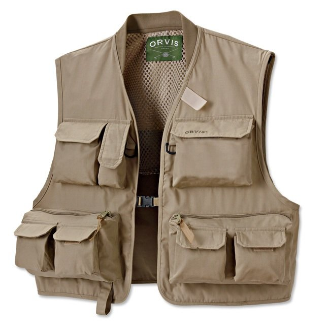 Orvis Clearwater Fish Vest