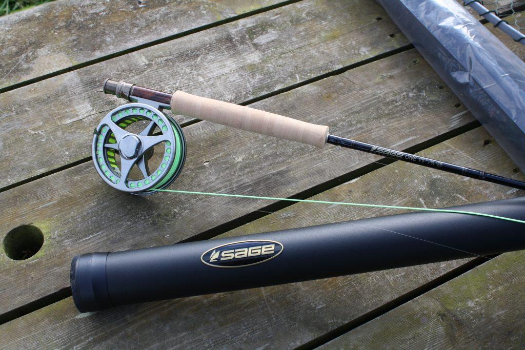 Sage One Rod