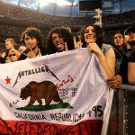 Metallica Colorado Mile High Stadium Concert