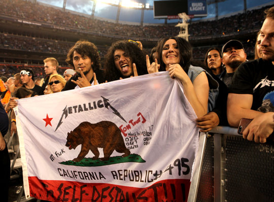 Metallica Returns to Mile High Stadium