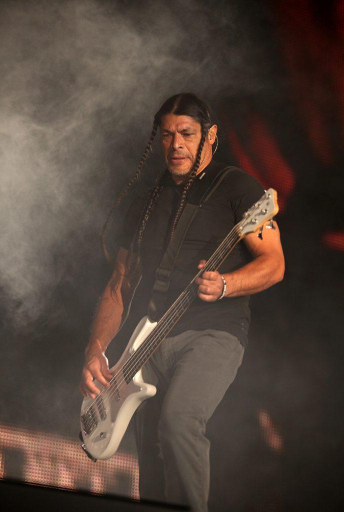 Metallica Bass Denver