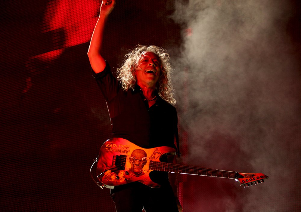Kirk Metallica Denver