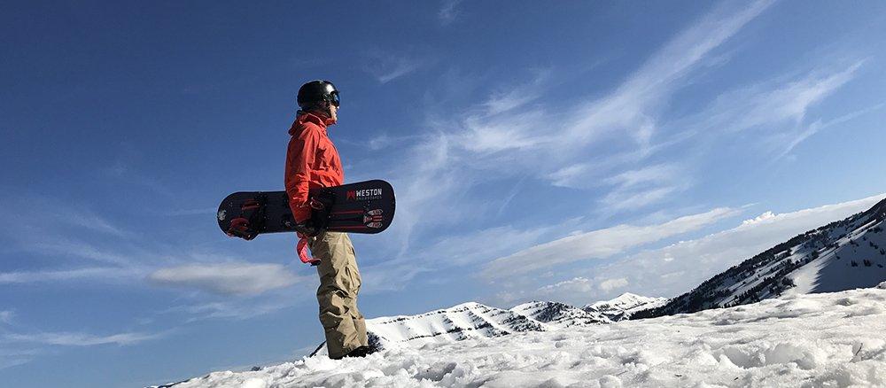 Weston Snowboards Big Chief Splitboard Tetons