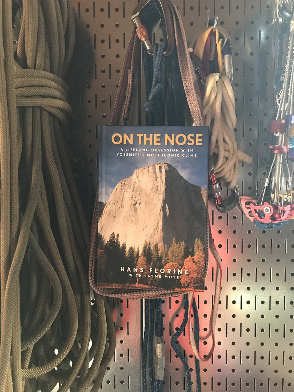 On the Nose Climbing Book Review