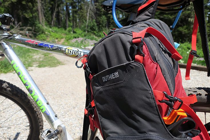 Platypus Duthie 10 Liter Hydration Backpack Review