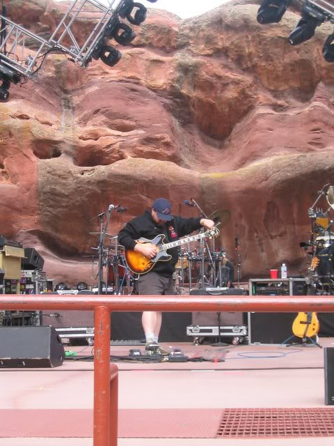 Sam Holt Red Rocks