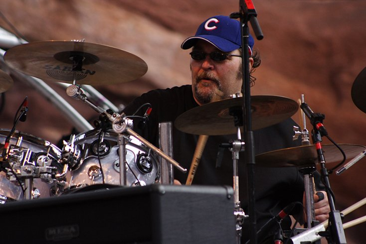 Todd Nance Red Rocks Widespread Panic