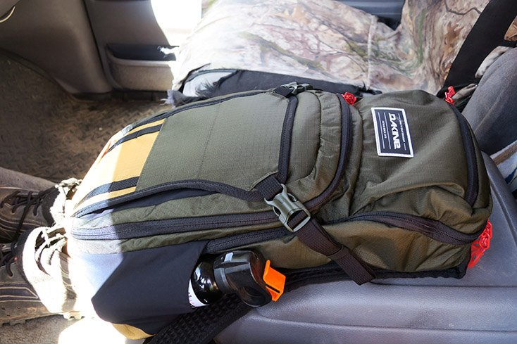 Dakine Backpack Bearspray