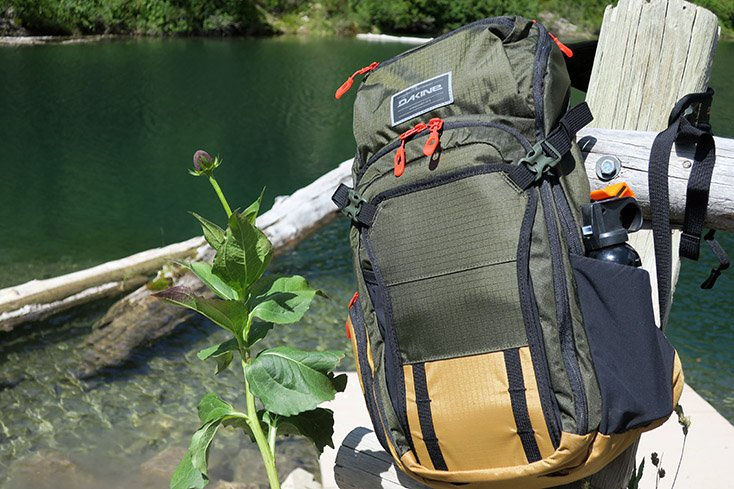 Dakine Drafter Backpack 18L Review