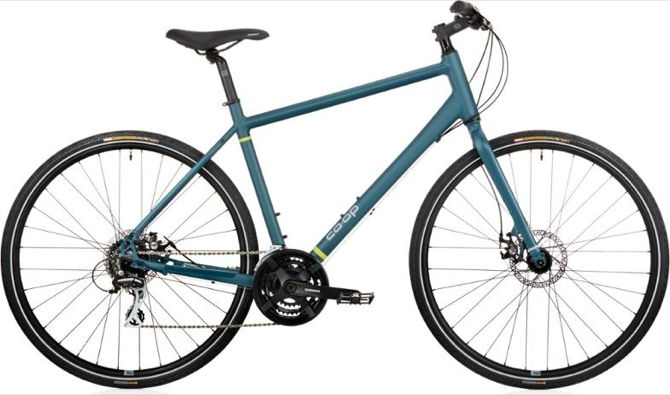 There S A Reason That The Rei Co Op Cty 1 Bike Has Been Featured In Our List Of Best Hybrids Two Years Row It Fantastic Deal