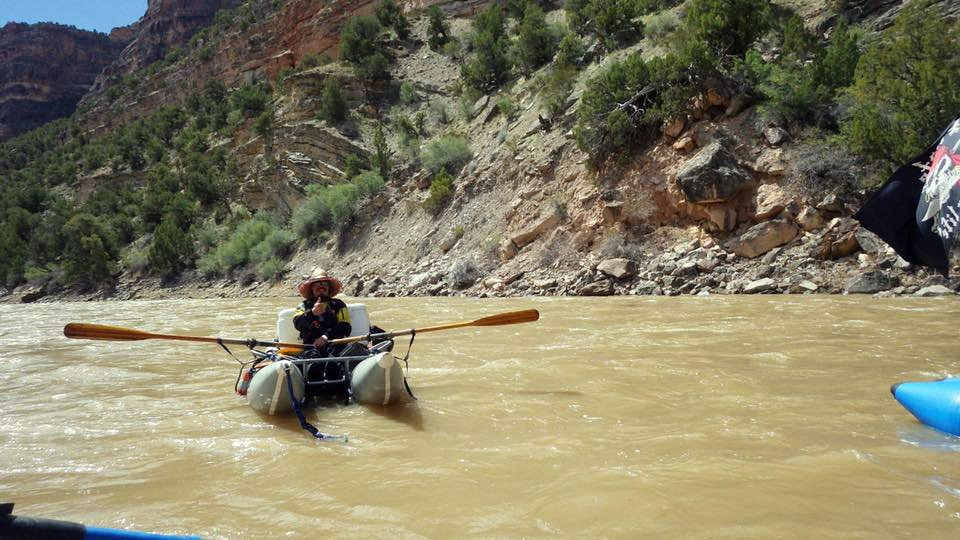Rafting the Yampa River Steamboat