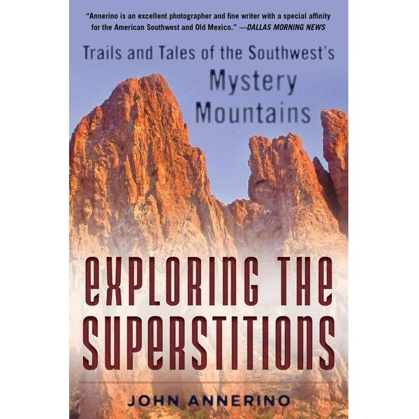 Arizona Superstition Book