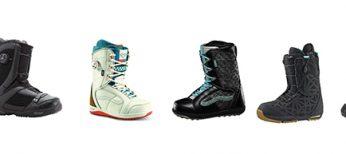 Top Women's Snowboard Boots