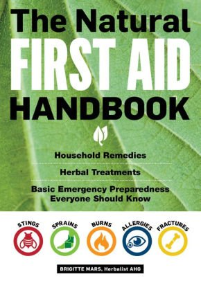 The Natural First Aid Book