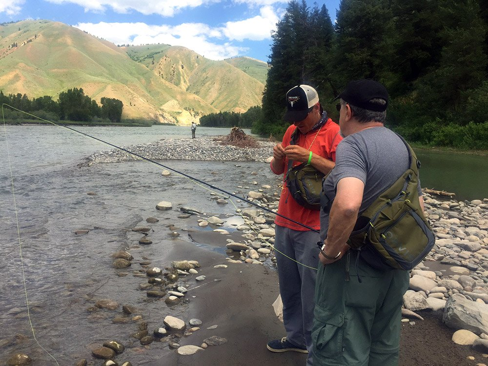 Fly Fishing Guide Jackson Wyoming