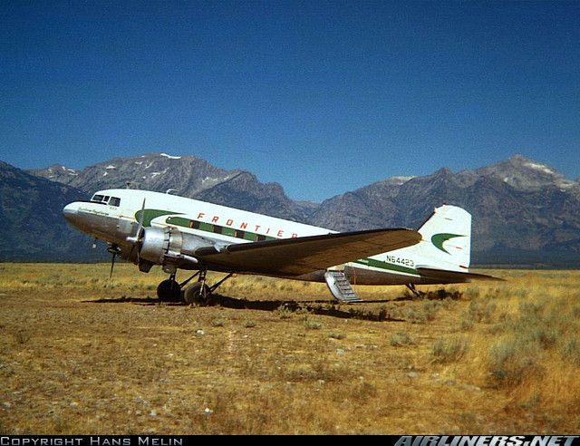 Frontier Airlines Jackson Hole