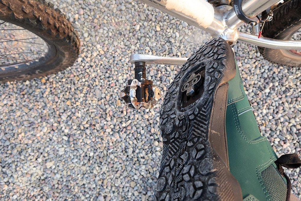 Maltese Falcon SPD Shoe Pedal