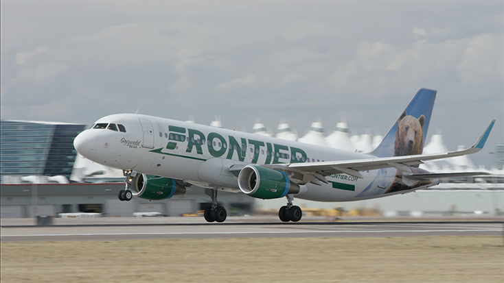 Frontier Airlines to Offer $39 Flights Jackson Hole to Denver