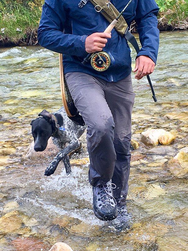 Patagonia foot tractor wading boots review mountain for Patagonia fly fishing