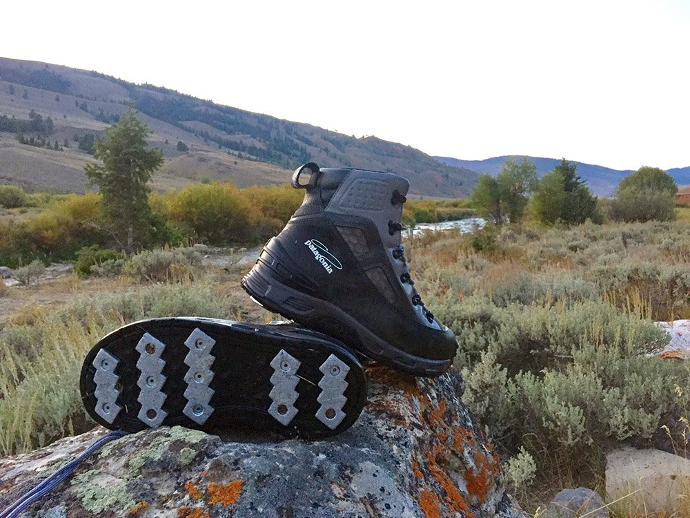 Patagonia Foot Tractor Wading Boot Review