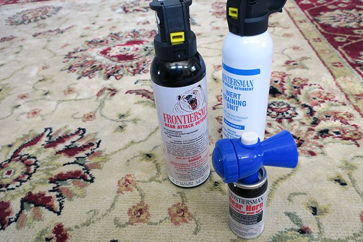 Bear Protection With Frontiersman Bear Spray: Sabre Bear Spray Review