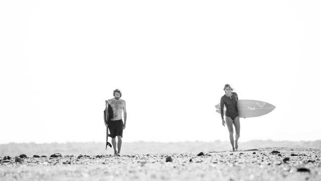 Surfers Gillmore TGR Film