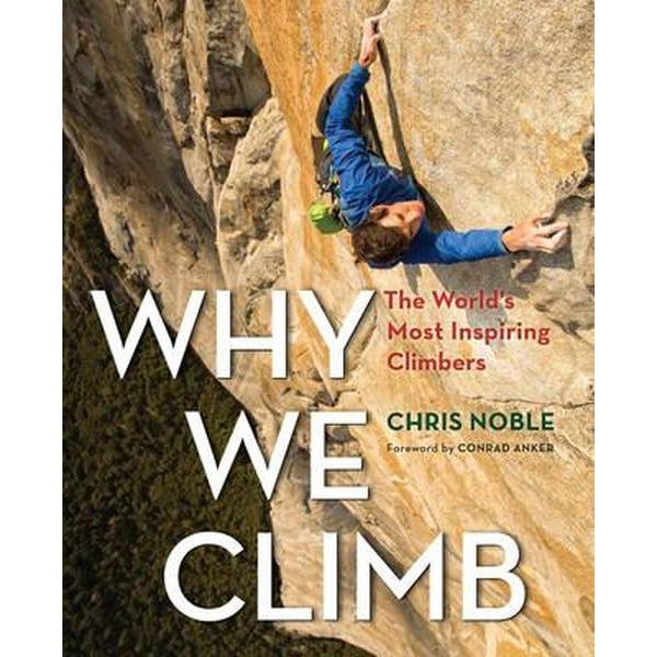 Climbing Book Review