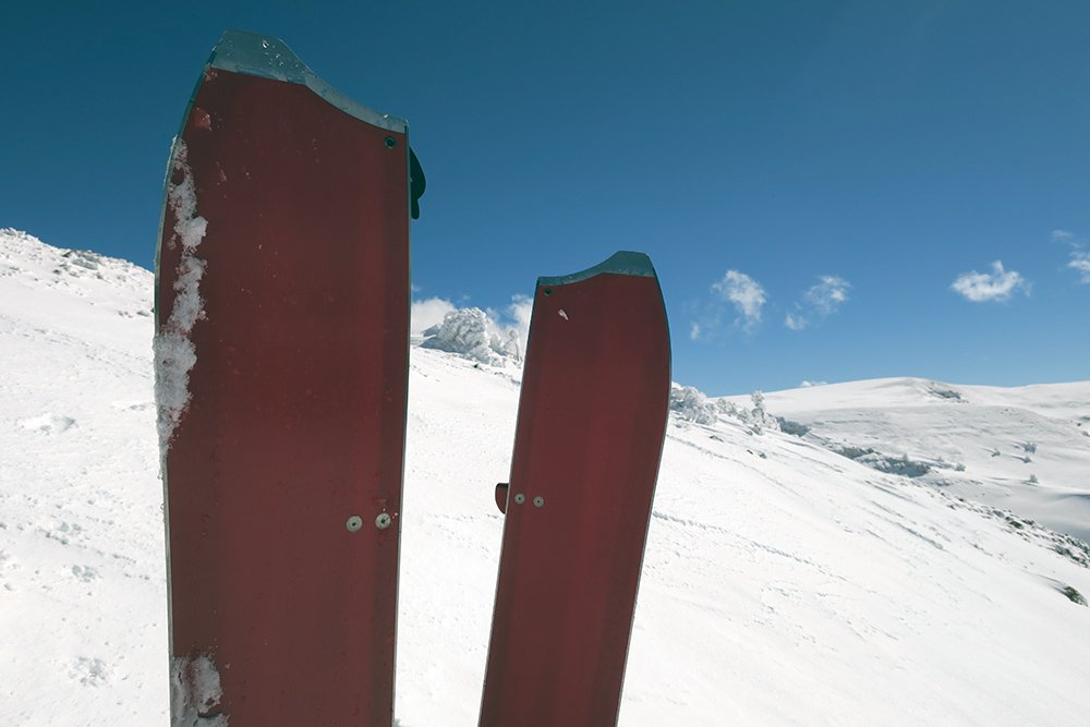 Never Summer Swift Tail Splitboard