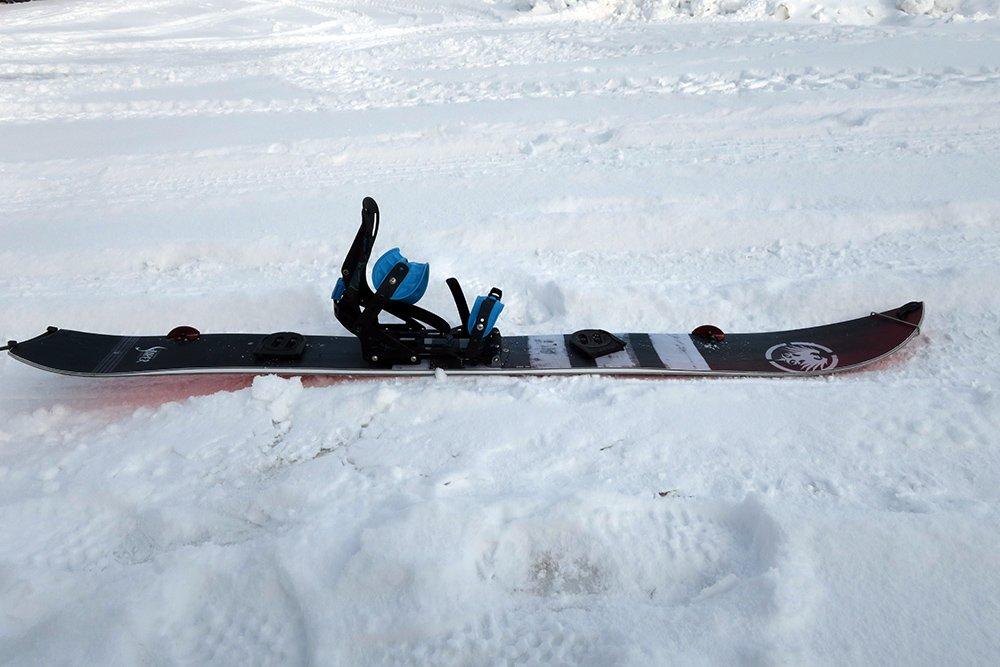 Never Summer Swift on Snow