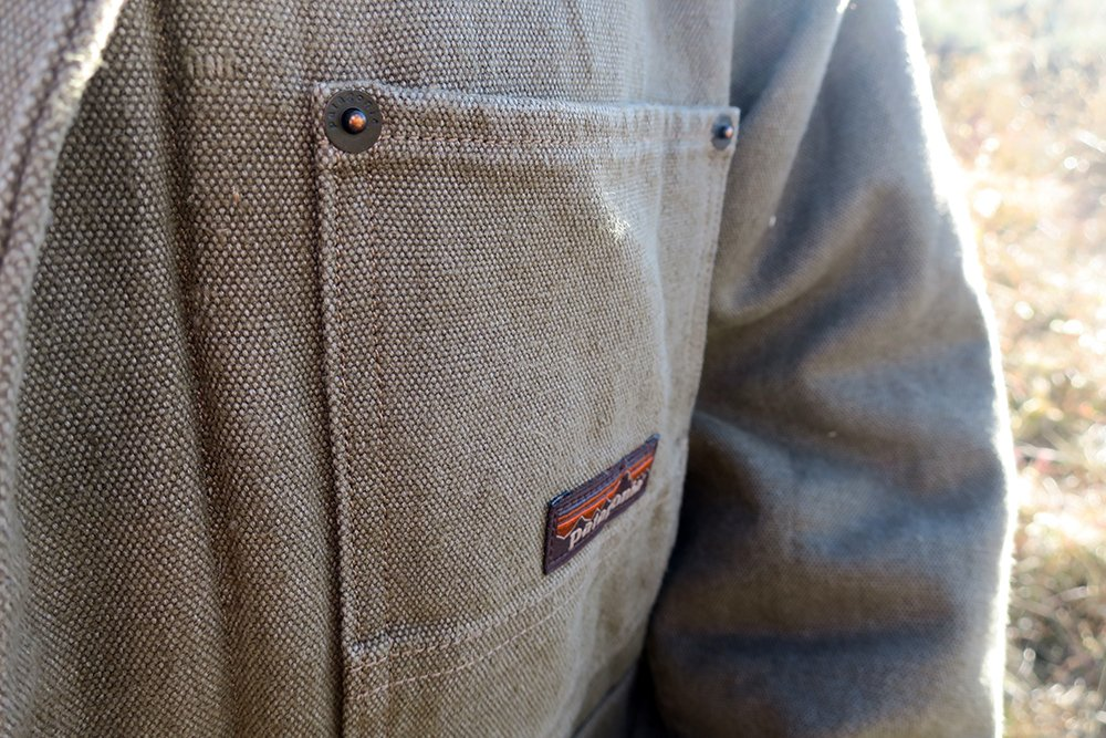 Patagonia Workwear Pockets Mens Barn Coat