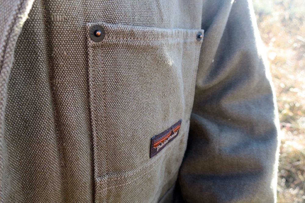 Patagonia Workwear Pockets Mens Barn Coat