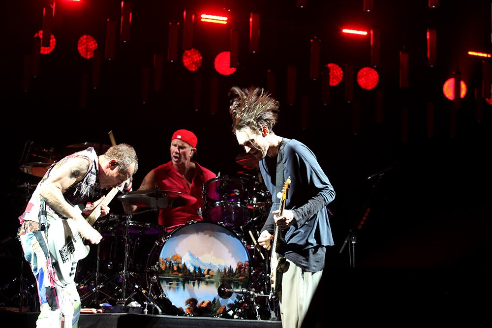 Red Hot Chili Peppers Denver Photo Soren McCarty   Mountain Weekly News
