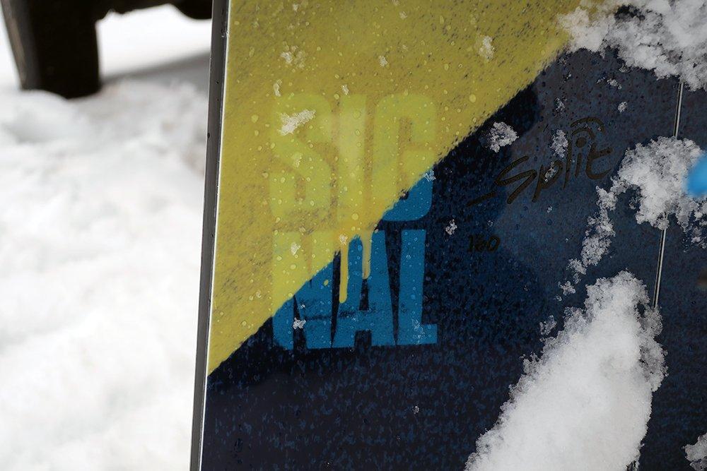 Signal Splitboard 2018