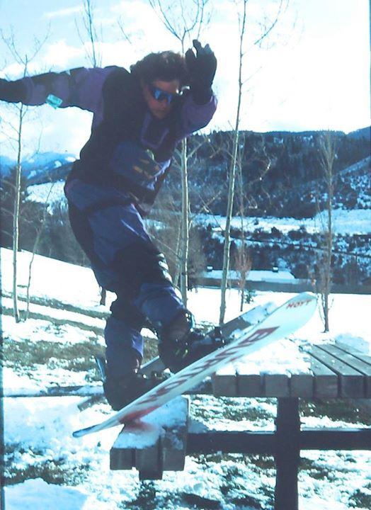 nottingham park avon colorado snowboarding