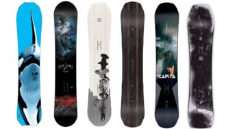 Top Snowboards 2019