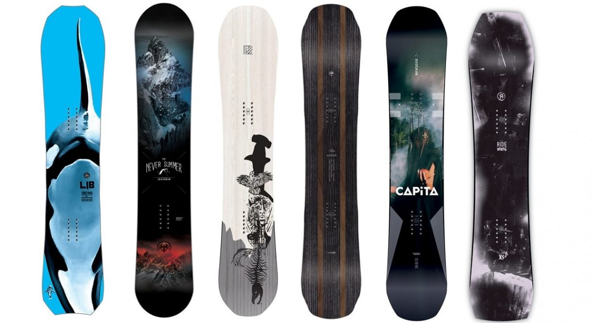 5948e6470293 The 11 Best Snowboards 2019 - Mountain Weekly News
