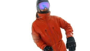 Burton [ak] GORE-TEX® 3L Hover Snowboard Jacket Review