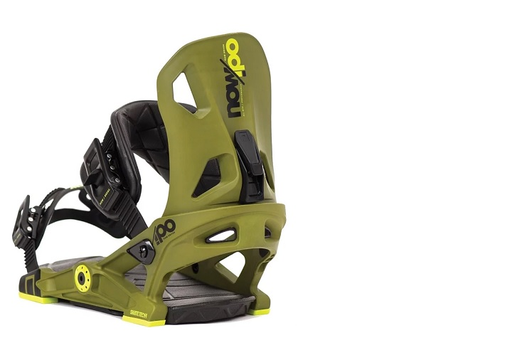 NOW IPO Snowboard Bindings Review