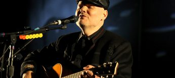 William Patrick Corgan at the Boulder Theater