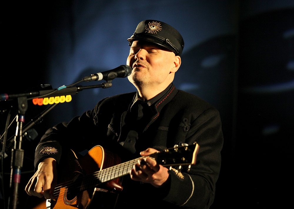 William Patrick Corgan Boulder Colorado - Photo Soren McCarty | Mountain Weekly News